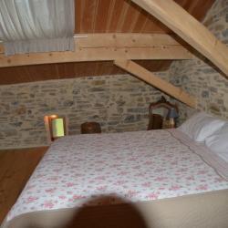 Chambre 2 personnes . LIT 160 cm